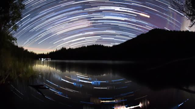 Milky Way Night Sky video