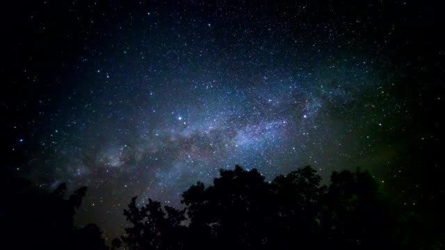 Milky Way video