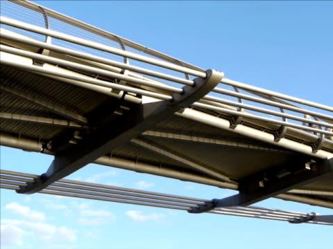 Millenium Bridge Detail video