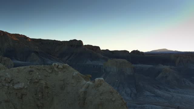 Miller Canyon, Utah - Aerial Shot video