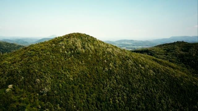 minimal geometric cinematic areal drone footage of lonely hills minimal geometric cinematic areal drone footage of lonely hills hungary stock videos & royalty-free footage