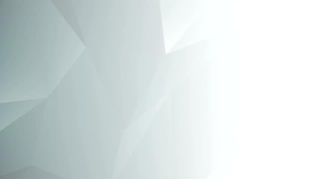 Minimalist Low Poly Motion Background