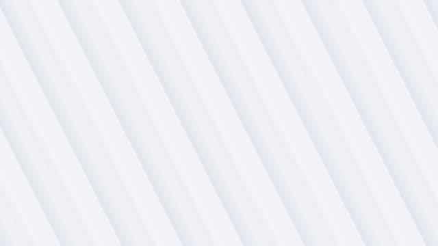 Minimalist White Diagonal Lines