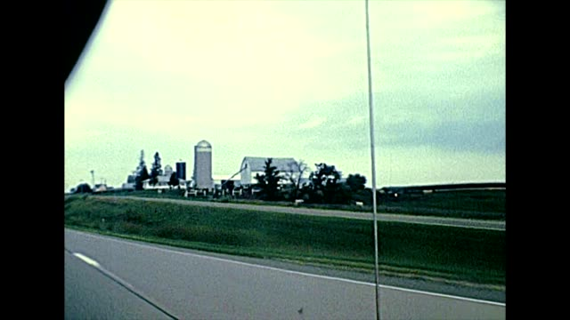 Minnesota Highway countryside