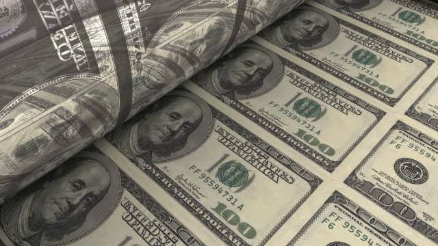 민트 - 경제 스톡 비디오 및 b-롤 화면