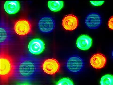 misc lights 2 - 10 saniyeden daha kısa stok videoları ve detay görüntü çekimi
