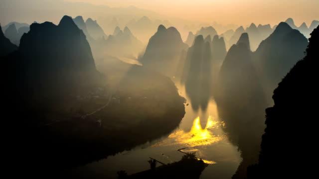 Mist Lijiang video