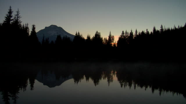 Mist on Lake 02 HD​ video
