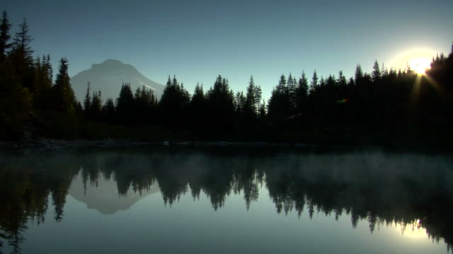 Mist on Lake 04 HD​ video