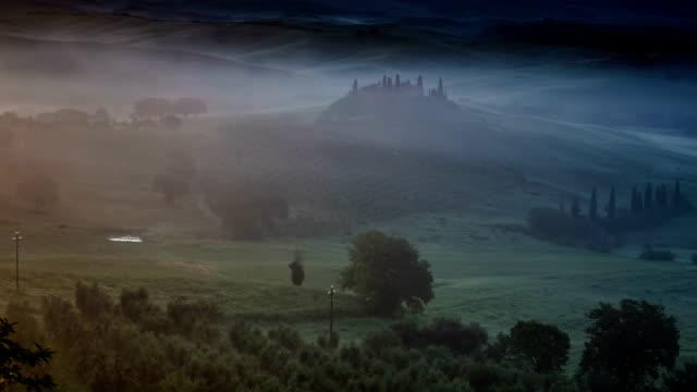 Misty Tuscany video