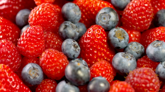 Mixed Berries video