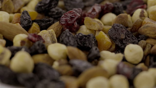 Mixed Nuts and Dried Fruits video