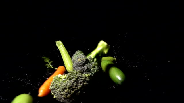 Mixed Vegetables video