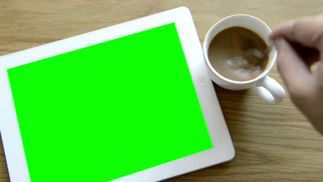 Mobile device green screen (HD) video