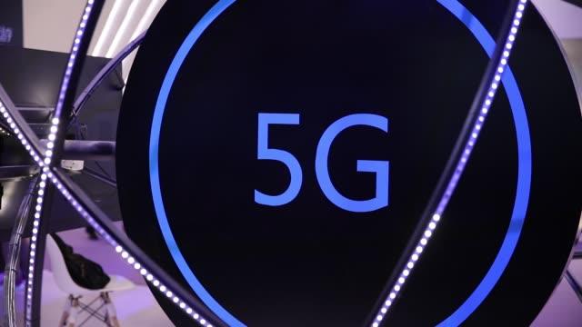 5g mobile network - dakar video stock e b–roll