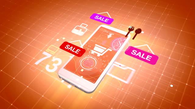 mobile shopping video