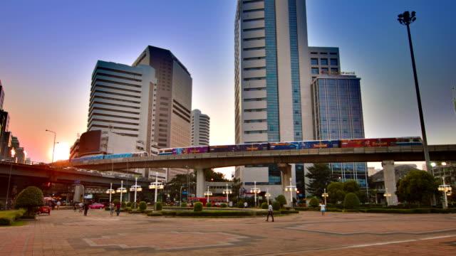 Modern Bangkok video