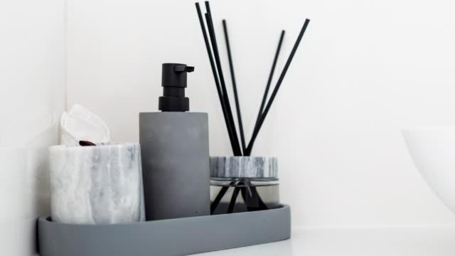Modern Bathroom Detail - Home Decor