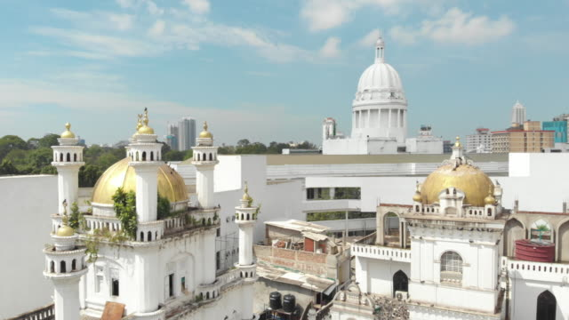 Modern buildings in Colombo, Sri Lanka Colombo prime business and office space of Sri Lanka colombo stock videos & royalty-free footage