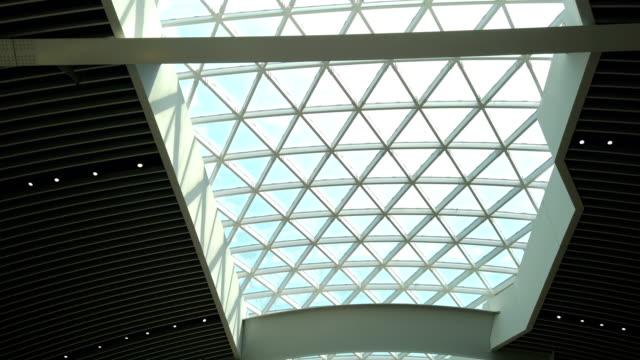 Modern ceiling video
