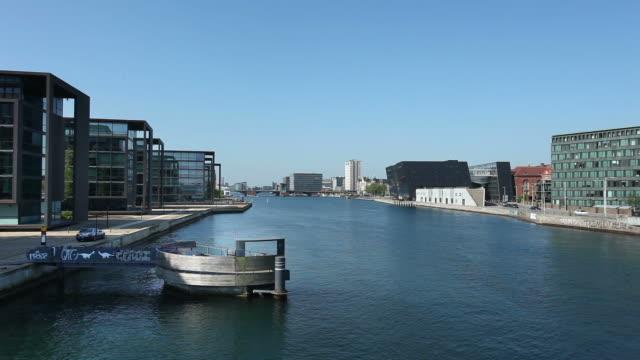 Modern contemporary Copenhagen architecture video