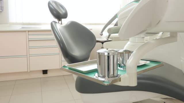 Consultorio dental moderno - vídeo