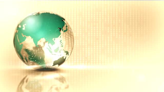 vídeos de stock, filmes e b-roll de globo de vidro moderno-quente - tag
