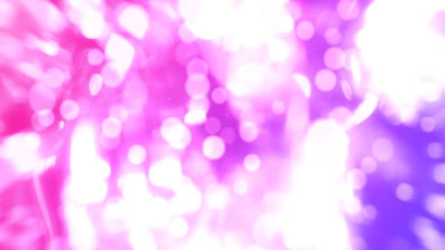 ビジネスデザインのための近代的なグラデーション。パステルカラフルなグラデーションで抽象的な虹の背景。ループアニメーション。 - ピンク色点の映像素材/bロール