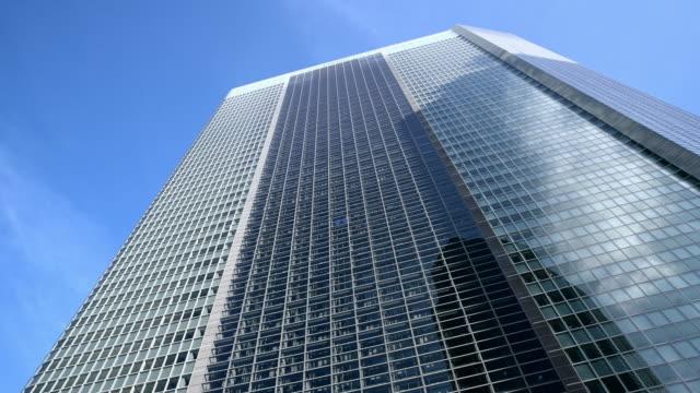 LA Modern skyscraper video