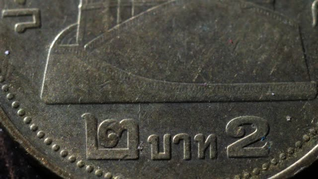 Modern World Coins Macro shots is fast changing Modern World Coins Macro shots is fast changing stamping feet stock videos & royalty-free footage