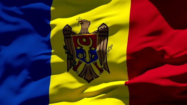 Republik Moldau Flagge – Video