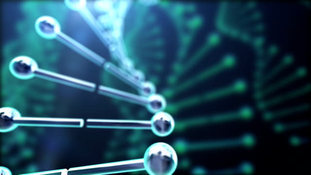 dna molecule - naturopathy stock videos and b-roll footage