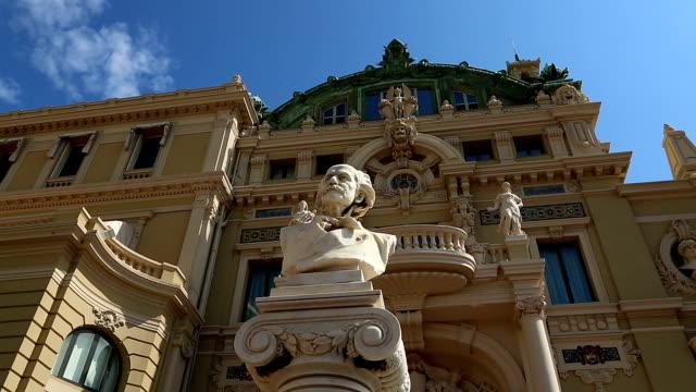 Monaco Casino west facade.mov video