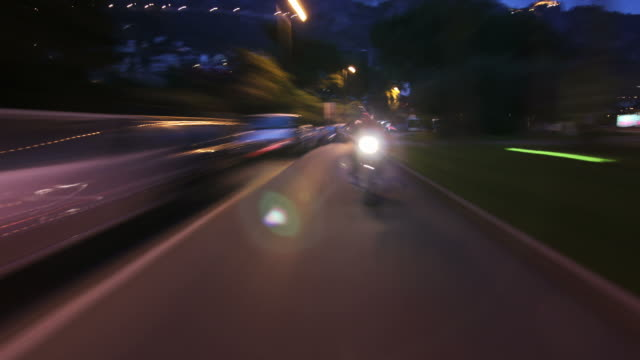 Monaco Driving video