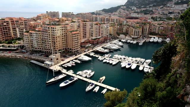 Monaco Monte Carlo Harbor video