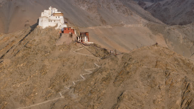 Monastery in india video