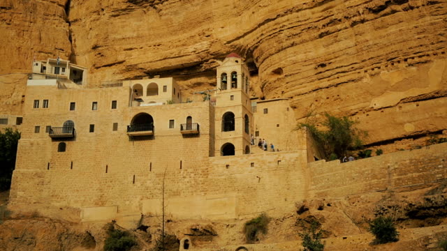 Monastery in Judean Desert 5