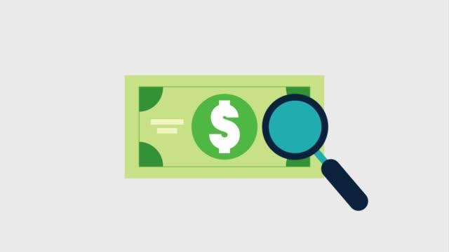 money bill icons