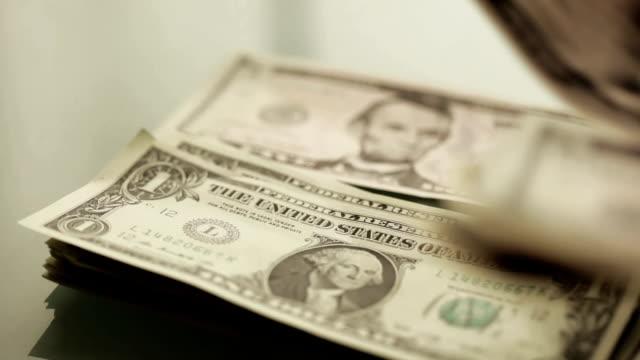 Money counting dollars   MO