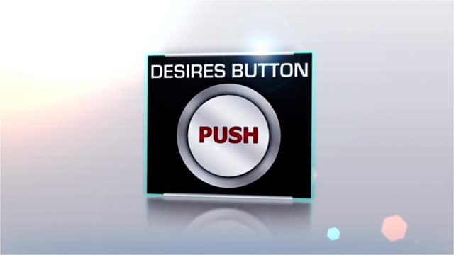 Money Desires Button - HD1080 video