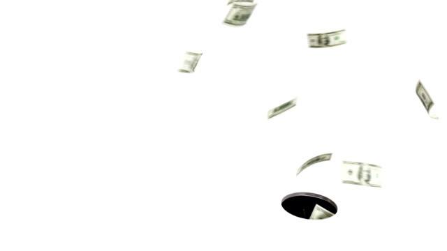 Money down the drain video