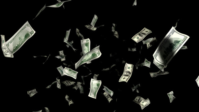 money rain video