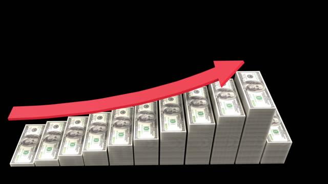 money stack video