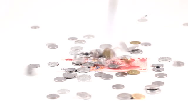 Money's small accumulation can flood a big one.