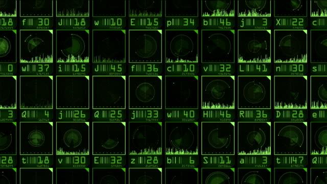 monitor radar video