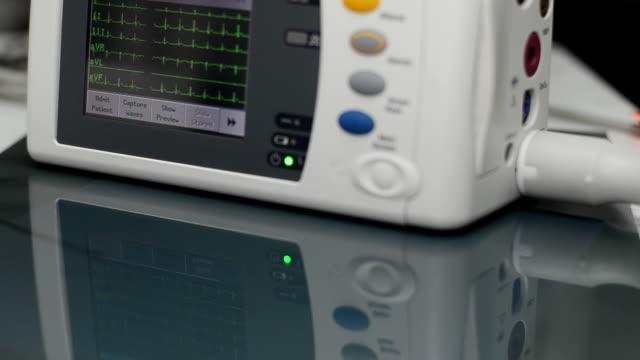 ECG Monitor video