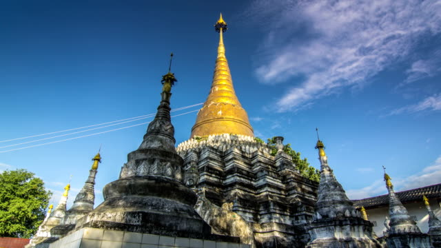 Monjamsin Temple,Timelapse hyperlapse video