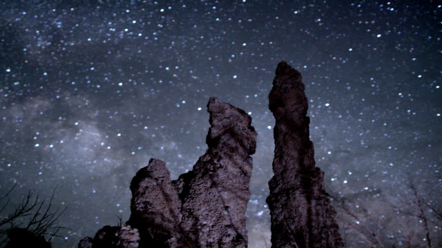 Mono Lake Tufa Towers video
