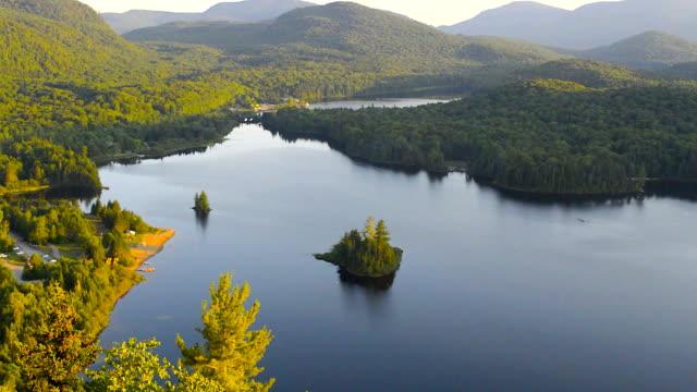 Mont Tremblant National Park video