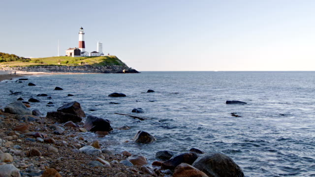 a personal account of the historical visit to montauk point in long island